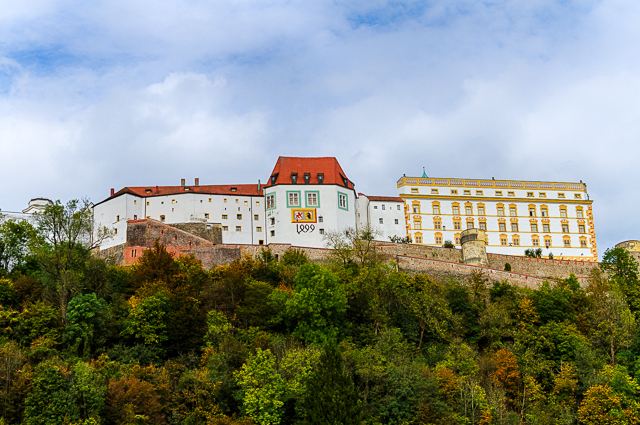 A fortress built in 1219.