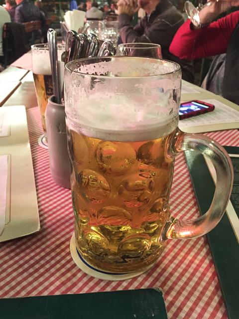Augustiner - Keller Beer Garden