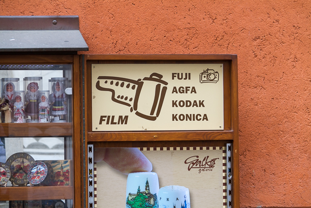 Need film?